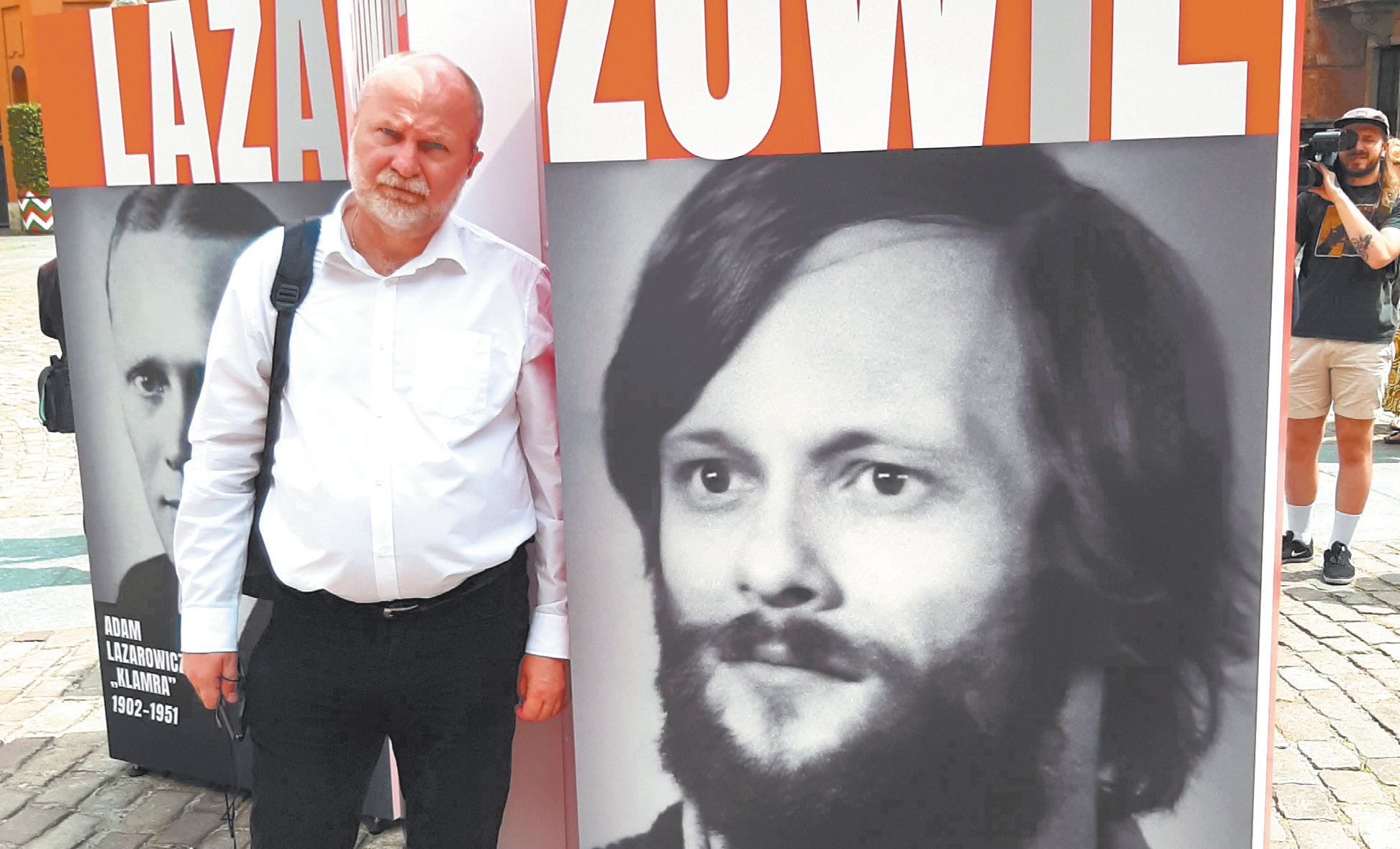 Rok temu odszedł Romuald Lazarowicz – Artur Adamski