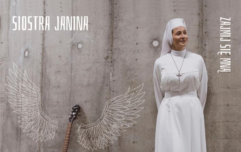 Pomóż siostrze Janinie i kup jej płytę!