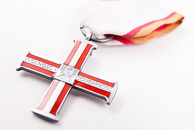 Krzyże Wolności i Solidarności – Alicja Grzymalska
