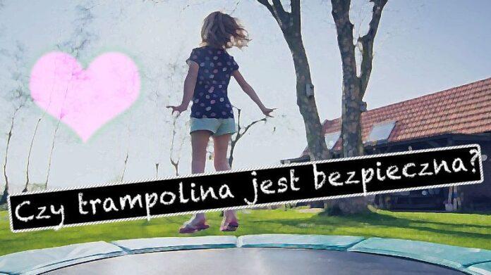 Popularne trampoliny dla dzieci, czy rzeczywiście służą dzieciom?