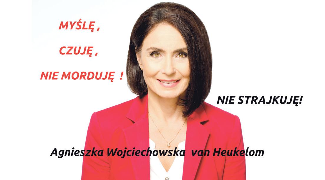 Akcja manipulacja – Agnieszka Wojciechowska van Heukelom