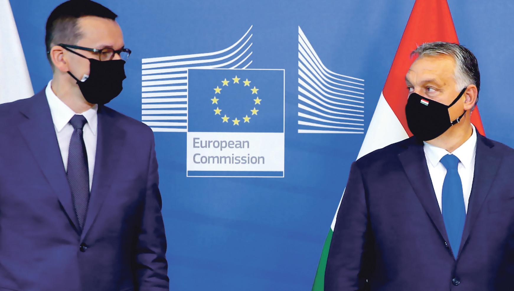 Czy popierasz weto Polski i Węgier w sprawie unijnego budżetu? [SONDA]
