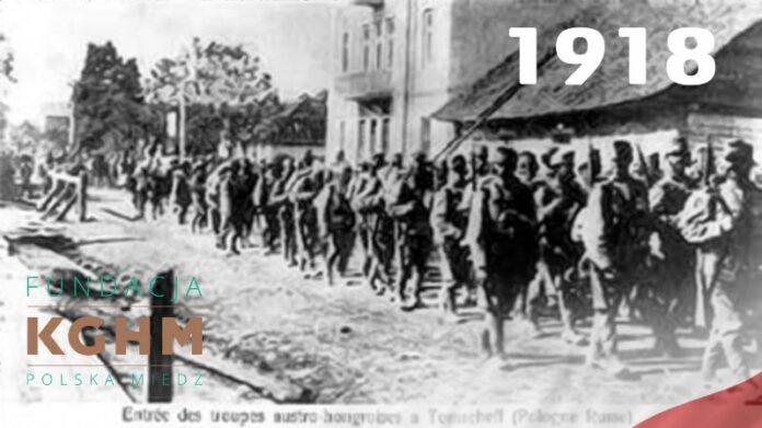 Rozbrajanie Austriaków w Tomaszowie Lubelskim 31 X 1918