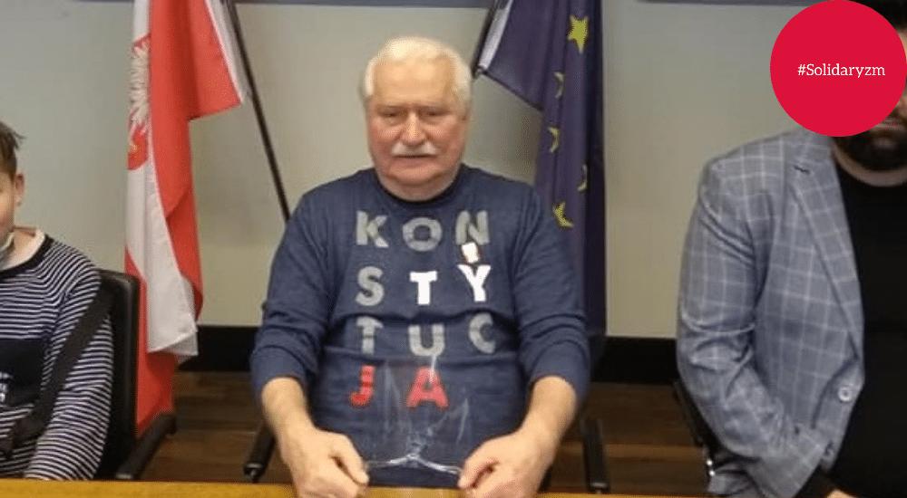 """""""20 lat temu ostrzegałem…"""" Wałęsa przewidział pandemię korona wirusa?"""