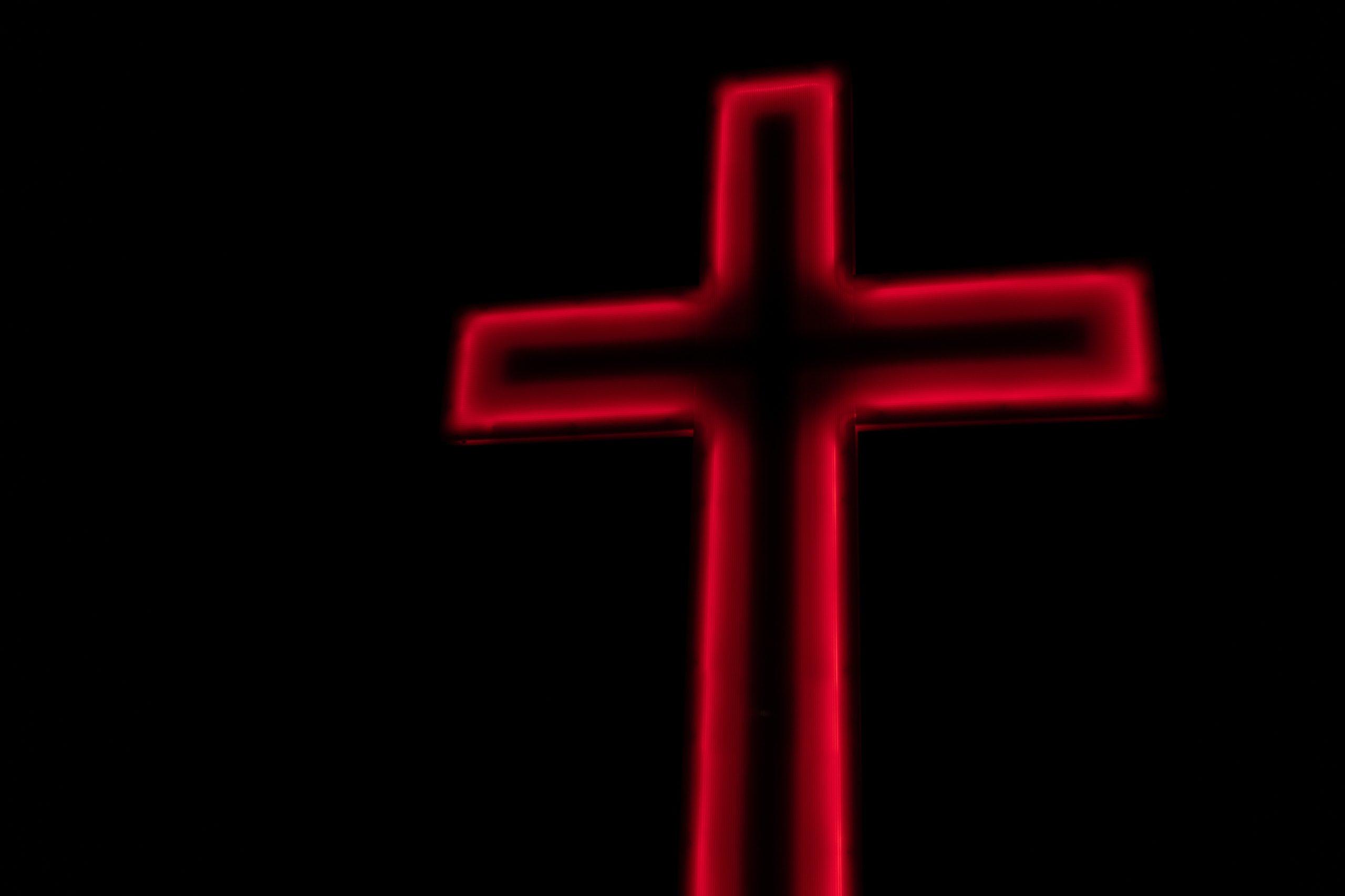… i krwawy pot leje – Dobre Nowiny