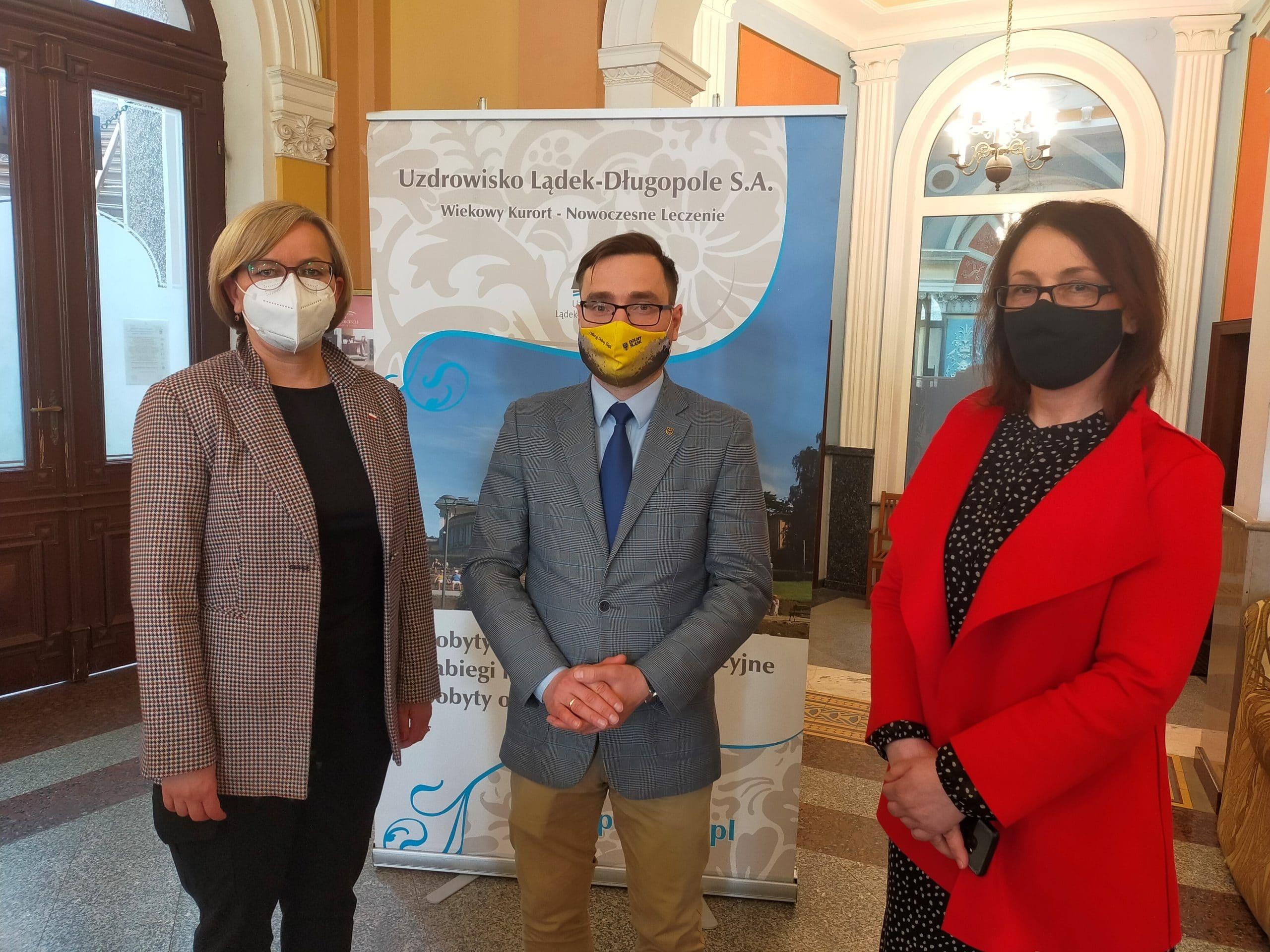 Na Dolnym Śląsku ruszyła rehabilitacja pocovidowa finansowana ze środków Narodowego Funduszu Zdrowia!