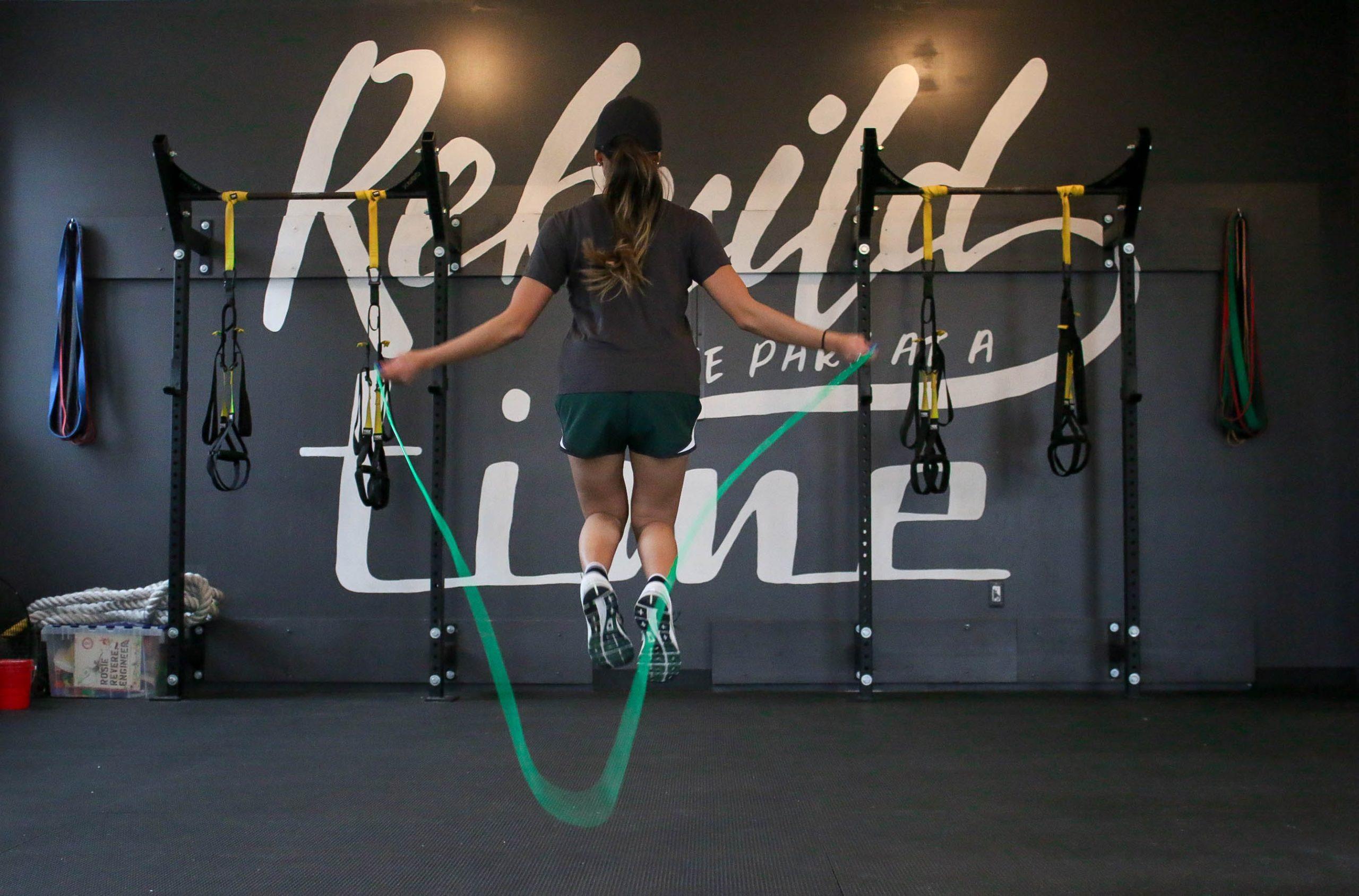 Czy odchudzanie na skakance jest możliwe? – Emilia Kaba